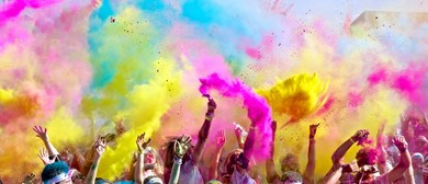 Ellesmere College Colour Run