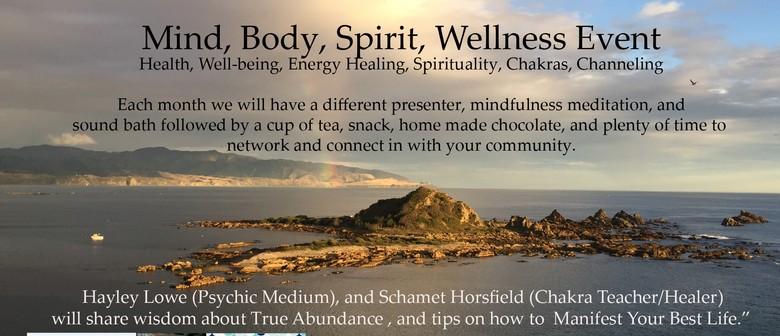 Manifesting Abundance Hayley Lowe & Schamet