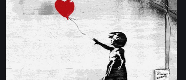 Paint A 'Banksy' Sip Sangria & Eat Tapas Event