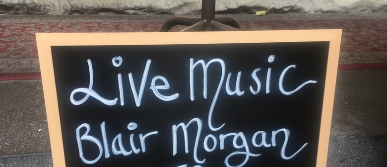 Blair Morgan