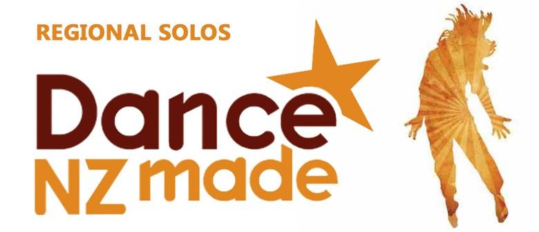 DanceNZmade – Regional Solos