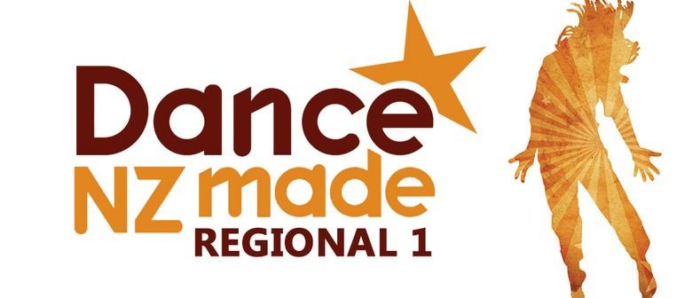 DanceNZmade – Palmerston North Regional 1