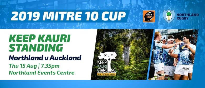 Mitre 10 Cup - Northland vs Auckland
