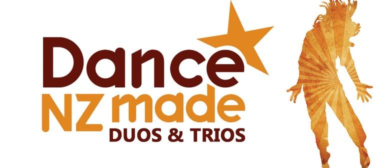 DanceNZmade – Interschool Duo & Trios