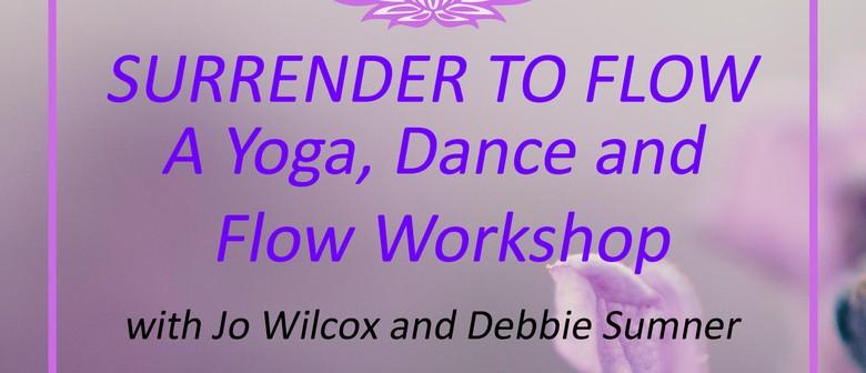 Yoga, Dance, Flow Workshop