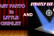 Image for event: Little Grimley Strikes Again! Two 1-Act Plays