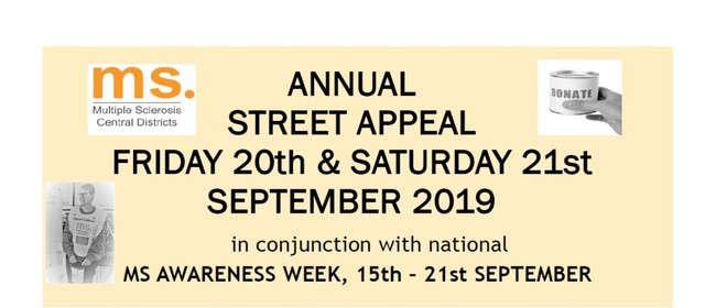MS Annual Street Appeal