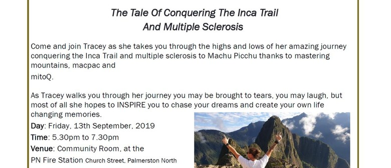 Tale of Conquering the Inca Trail and Multiple Sclerosis