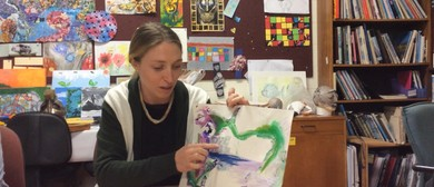 A Moment to Pause – Building Health Lives Using Art Therapy