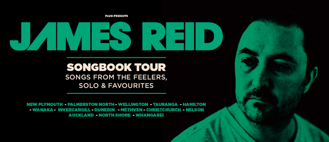 James Reid Songbook Tour - From the Feelers to Solo: CANCELLED