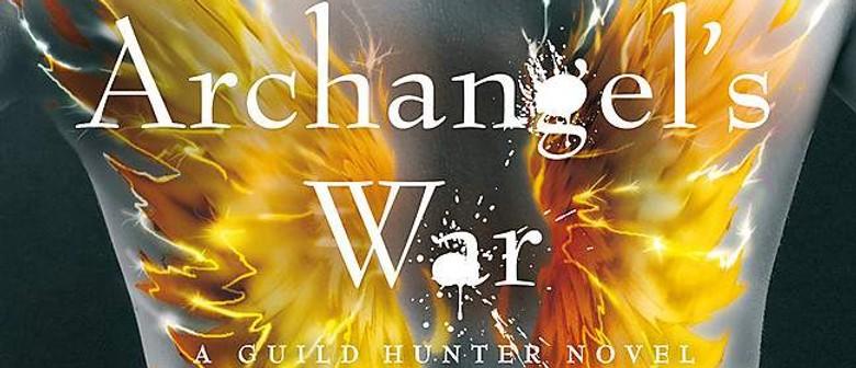 "Book Launch - Nalini Singh's ""archangel's War"""