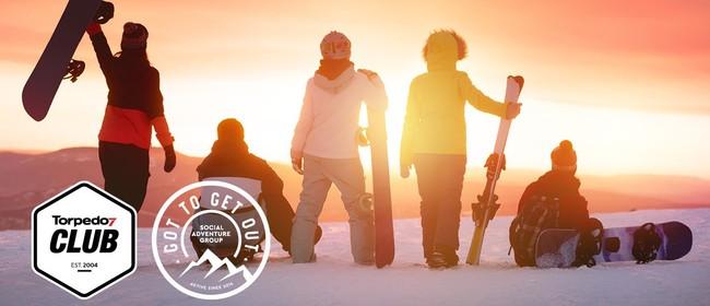 Torpedo7 Club Snow Trip to Mt Hutt