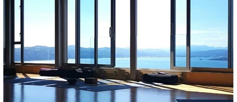Friday Night Full Moon Yin Yoga & Guided Meditation