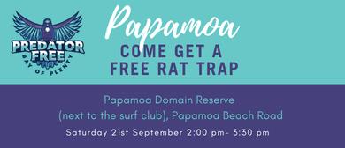 Predator Free Papamoa - Get A Trap