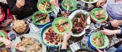 Ottolenghi Simple and Sweet Middle Eastern Cooking Class