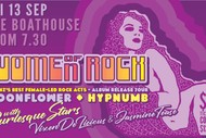 Image for event: Women of Rock