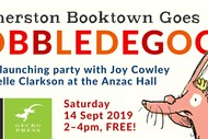 Image for event: Featherston Goes Gobbledegook
