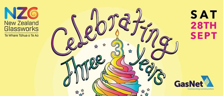 Third Birthday Design Competition