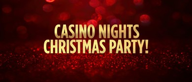 SkyCity Casino Night – Corporate Christmas Party