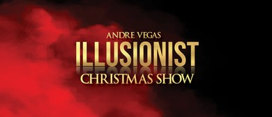 Andre Vegas Illusionist – Corporate Christmas Party