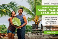 Image for event: Oxfam: Climate Breakdown – Global Challenge, Local Action