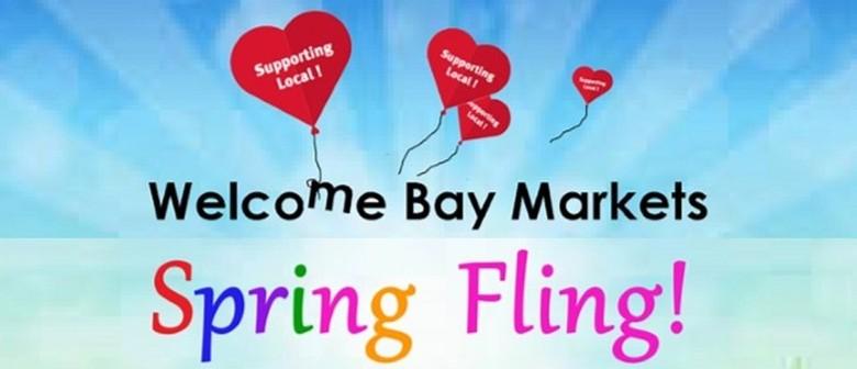 Welcome Bay Market - Spring Fling