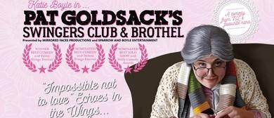 Katie Boyle in Pat Goldsack's Swingers and Brothel