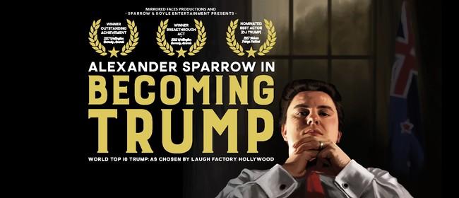 Alexander Sparrow in Becoming Trump