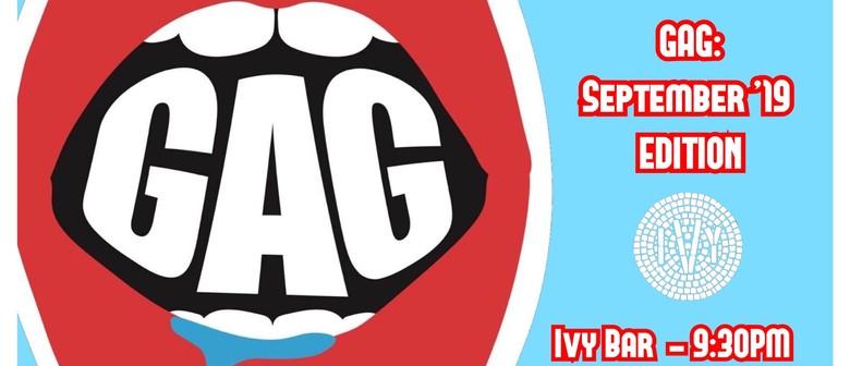 GAG: September '19 Edition