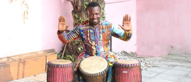 West African Drumming and Songs Workshop