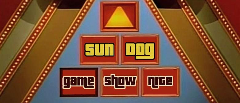 Gameshow Quiz Night