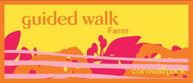Guided Walk: Farm