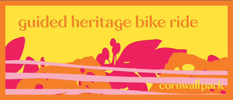 Guided Heritage Bike Ride