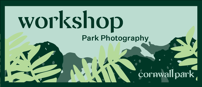 Workshop: Park Photography