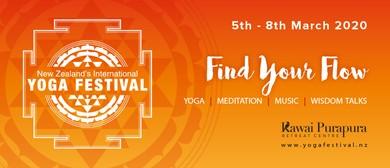 New Zealand's International Yoga Festival 2020