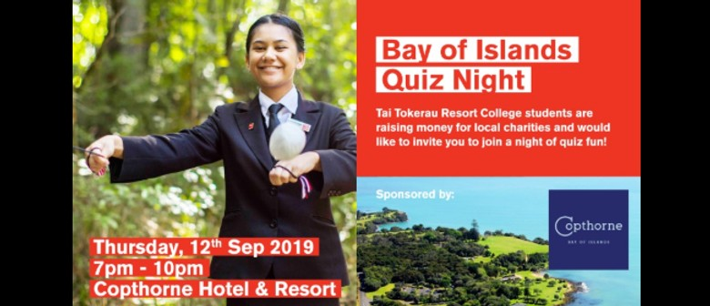Bay Of Islands Quiz Night