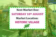Image for event: Zee Village Market