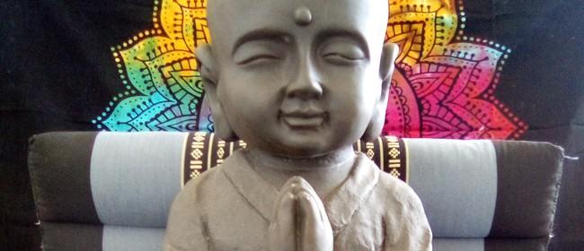 The Meditation Mat (T.I.M.E Meditation): CANCELLED