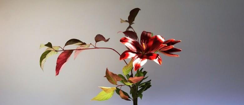 Ikebana , Japanese Flower Arranging
