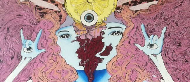 Strictly Personal – Art by Serena Deane and Rob Haakman