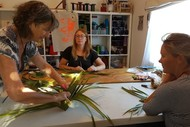 Image for event: Harakeke NZ Flax Weaving