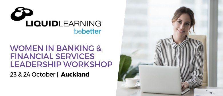 Women in Banking & Financial Services Leadership Workshop