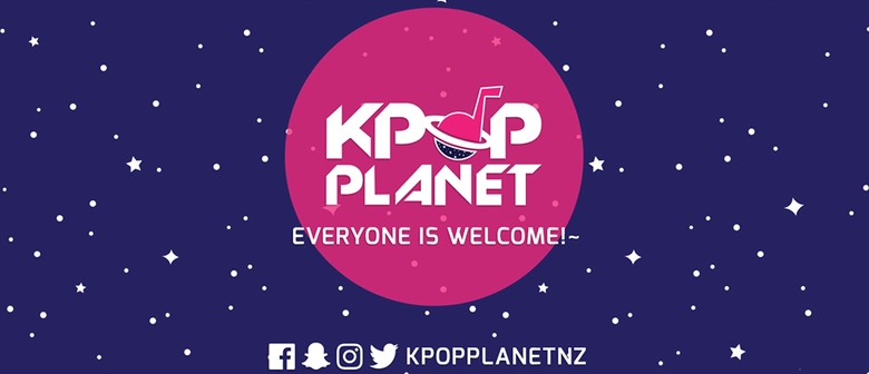 K-Pop Planet: Random Dance Play Project