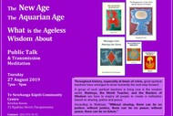 The New Age: The Aquarian Age - What is the Ageless Wisdom