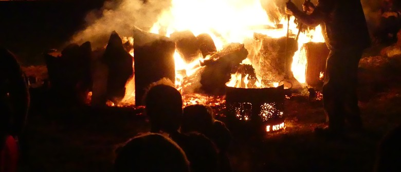 HBAF 2019 Presents - Waiohiki Creative Fire & Clay Night
