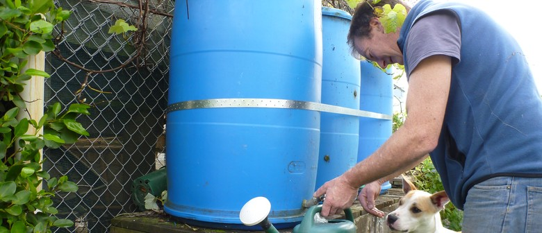 DIY Rainwater Harvesting