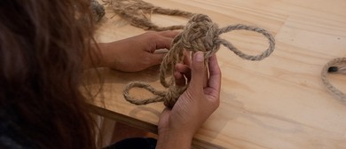 Language of Knots: Chinese Knots Tying Workshop