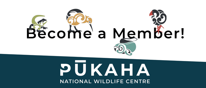 500 New Pūkaha Members for Conservation Week