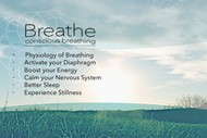 Image for event: Breathe - Conscious Breathing