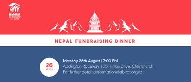 Nepal Fundraising Dinner